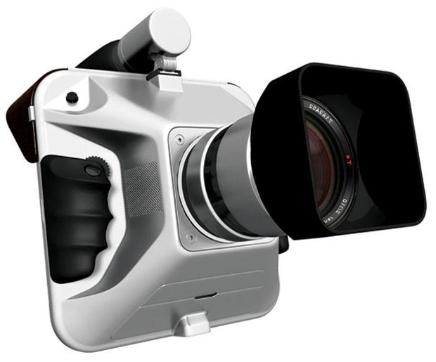 Câmera-conceito foi premiada no Red Dot Awards (Foto: Reprodução/ Andre Pokhodzey)