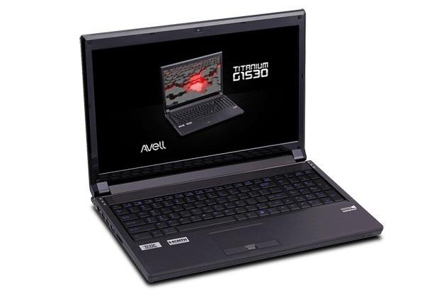 O Avell Titanium G1530 D5HL é uma máquina poderosa, que aguenta jogos em alta definição (Foto: Divulgação)