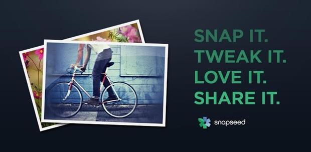 Snapseed agora está disponível para Android 4.0 Ice Cream Sandwich ou superior (Foto: Divulgação)