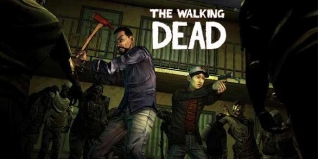 The Walking Dead é o Jogo do Ano (Foto: Divulgação)