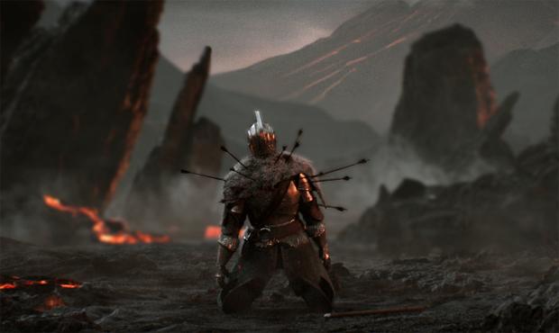 Dark Souls 2 promete ser ainda mais difícil (Foto: Divulgação)