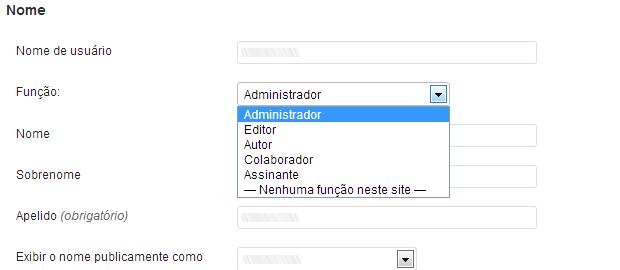 Atenção com as permissões dos usuários garante mais segurança ao site (Foto: Reprodução/Ricardo Fraga)