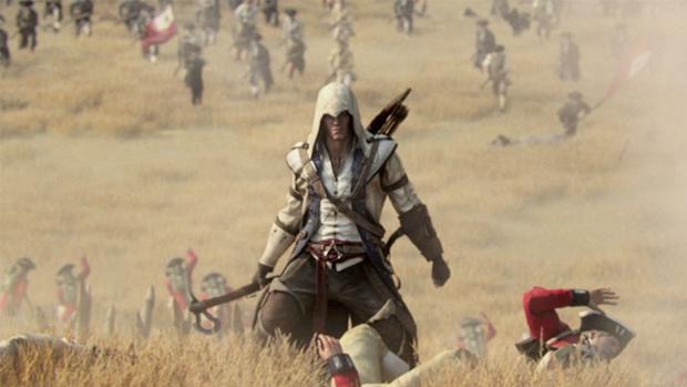 """Agora em português, """"nada é verdade e tudo é permitido"""" em Assassin&squot;s Creed 3 (Foto: Divulgação)"""