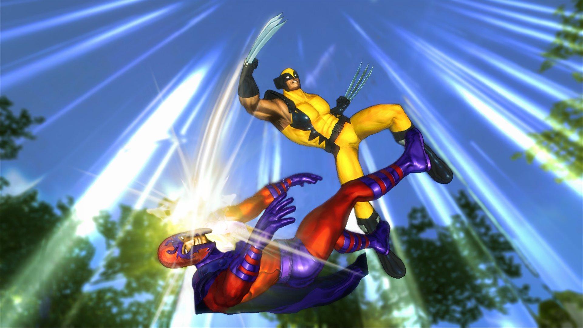 Wolverine e suas incríveis garras que não cortam ninguém (Foto: Reprodução)