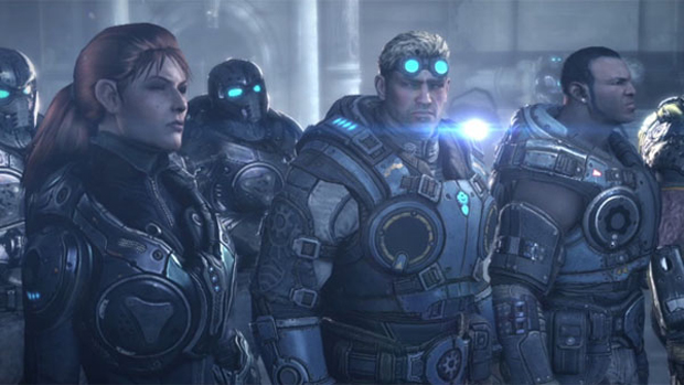 Kilo Squad em novo trailer de Gears of War Judgment (Foto: Gematsu)