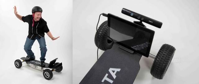 toyota-microsoft-kinect-skateboard-electric-640x270