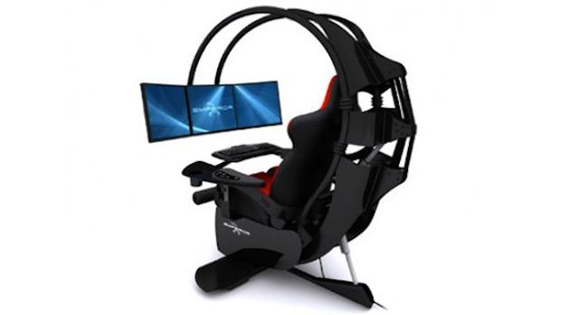 Cadeira Imperador 1510 (Foto: Reprodução/Hitech Edge)