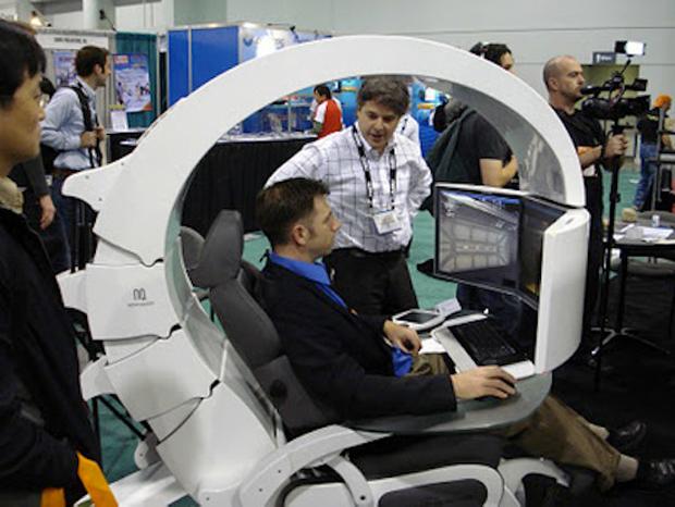 Cadeira para Gamers - Imperador 200 (Foto: Reprodução/ HighTech Edge)