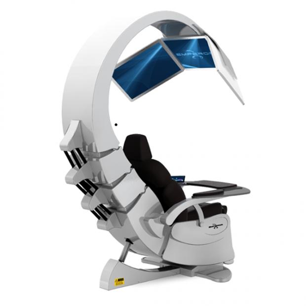 Cadeira para Gamers -  Imperador 200 (Foto: Reprodução/Hightech Edge)