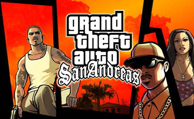 GTA San Andreas já disponível na PSN (Foto: Divulgação)