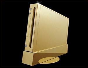 Wii Gold Supreme - O mais caro de todos (Foto: Reprodução / Wonderhowto) (Foto: Wii Gold Supreme - O mais caro de todos (Foto: Reprodução / Wonderhowto))