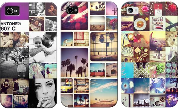 Cases personalizadas com fotos do Instagram