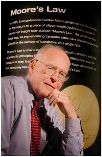 Figura 1: Gordon Moore