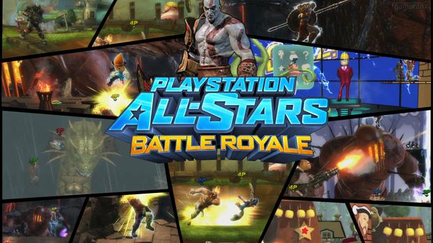 Sequência de PlayStation Battle Royale pode estar em produção (Foto: Divulgação)
