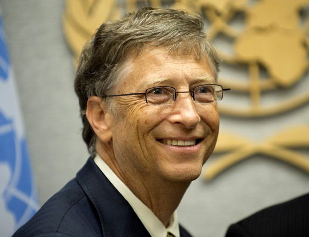 Bill Gates (Foto: Reproduo/Forbes)