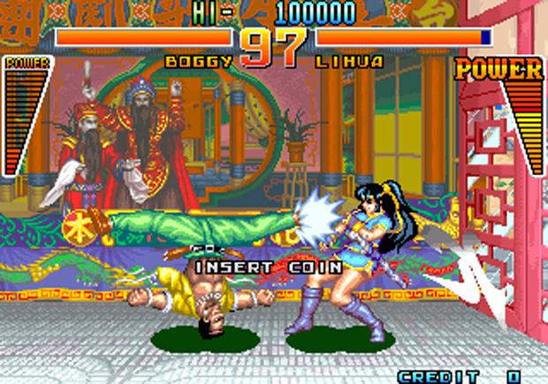 Esse golpe de Kaiser Knuckle não lembra a Chun-Li? (Foto: Reprodução)