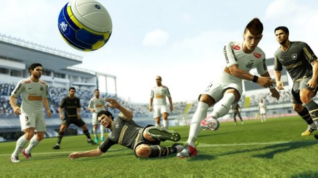 Pro Evolution Soccer 2013 vai receber atualização com melhorias (Foto: Divulgação)