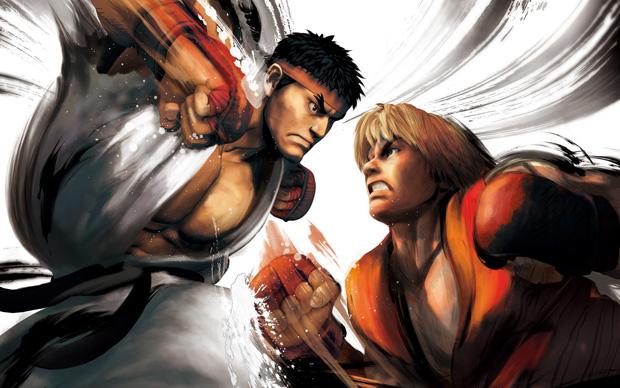 Street Fighter inspirou diversos jogos de luta (Foto: Divulgação)