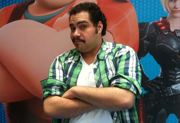 Tiago Abravanel é a voz de Ralph (Foto: Felipe Vinha/TechTudo)