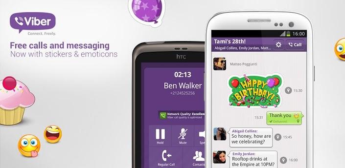 Viber alcança 140 milhões de usuários e lança atualização do aplicativo (Foto: Divulgação)