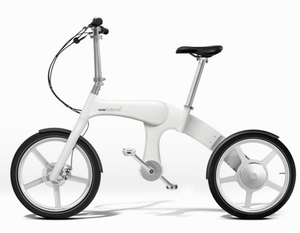 Bicicleta ecológica (Foto: Divulgação)
