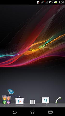 """O Xperia """"Yuga"""" possui display Bravia Full HD capaz de exibir 440 ppi (Foto: Reprodução/Mobile-Review)"""