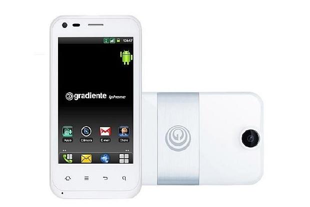 IPHONE da Gradiente, um iPhone com Android (Foto: Divulgação)