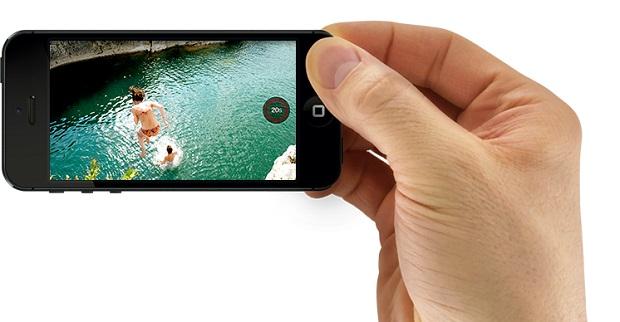 O YouTube Capture só grava quando o aparelho fica na horizontal (Foto: Divulgação)