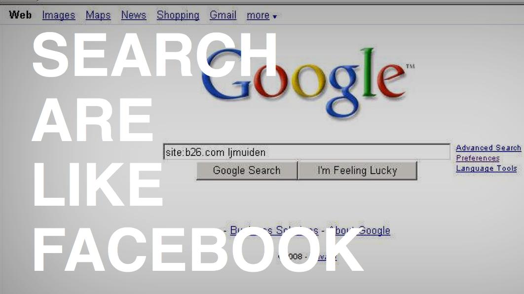 Melhorias nas buscas (Foto: TechTudo)