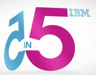 Anualmente, IBM divulga suas previsões para os próximos cinco anos (Foto: Reprodução)