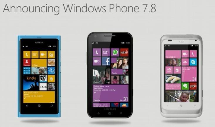 Nokia avisa: Windows Phone 7.8 somente em 2013 (Foto: Divulgação)