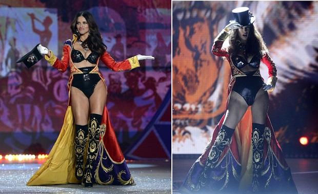 Adriana Lima é uma das modelos mais famosas do mundo (Foto: Reprodução/Reuters/Ego)
