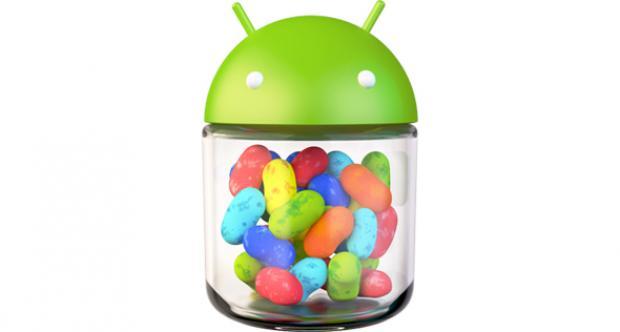 Android Jelly Bean: disponível para algumas versões do Xperia (Foto: Divulgação)