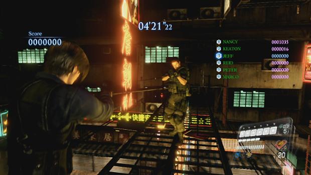 Vendas de Resident Evil 6 ficaram abaixo do esperado (Foto: Divulgação)