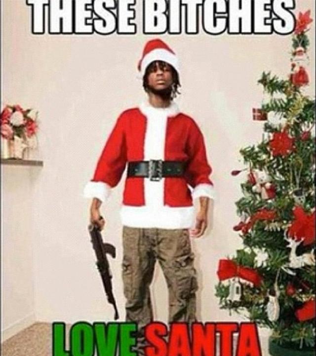 Foto postada pelo rapper Chief Keef violaria os termos de sua condicional (Foto: DIvulgação)