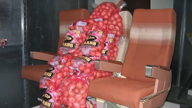 Sacos de batatas ajudaram a Boeing a melhorar a Wi-Fi a bordo de seus aviões (Foto: Reprodução)