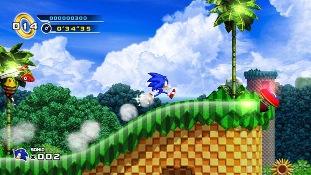 Sonic 4: Episode 1 (Foto: Divulgação)