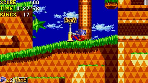 Sonic CD (Foto: Divulgação)