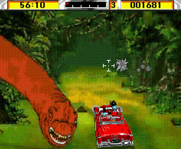 Cadillacs and Dinosaurs teve continuação no Sega CD (Foto: Reprodução)