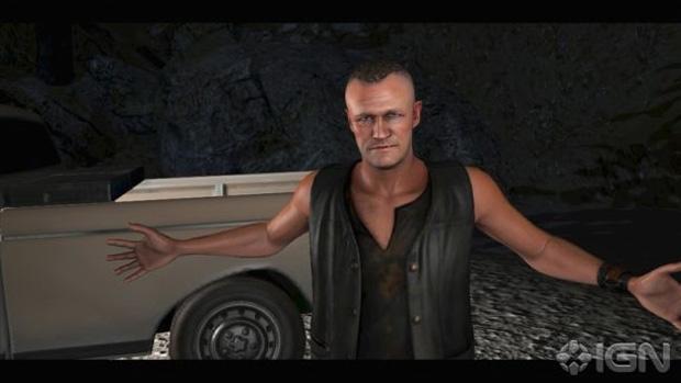 Merle é um dos personagens de The Walking Dead: Survival Instinct (Foto: Reprodução/IGN)