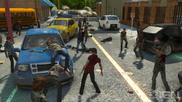 Os zumbis de The Walking Dead: Survival Instinct (Foto: Reprodução/IGN) (Foto: Os zumbis de The Walking Dead: Survival Instinct (Foto: Reprodução/IGN))