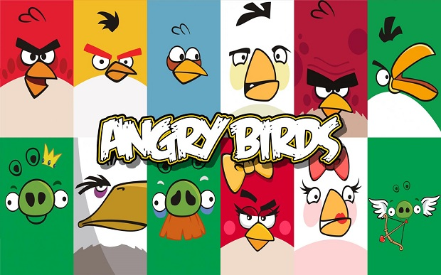 Angry Birds (Foto: Divulga&ccedil;&atilde;o) (Foto: Angry Birds (Foto: Divulga&ccedil;&atilde;o))