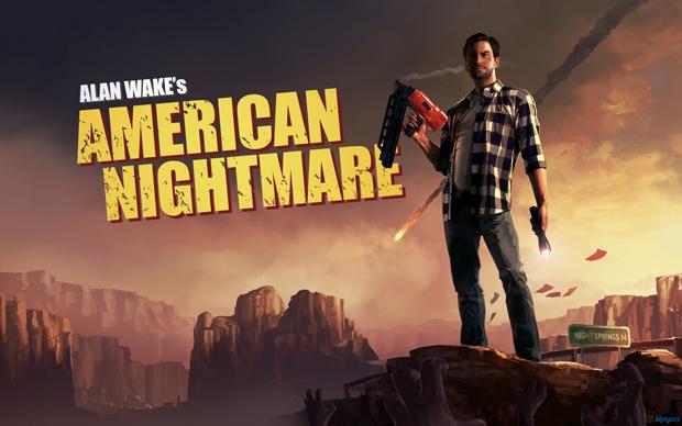 Alan Wake's American Nightmare (Foto: Divulgação) (Foto: Alan Wake's American Nightmare (Foto: Divulgação))