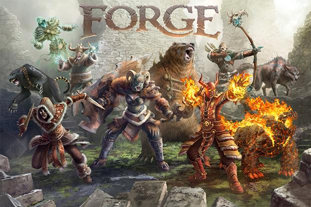 Forge (Foto: Divulgação) (Foto: Forge (Foto: Divulgação))