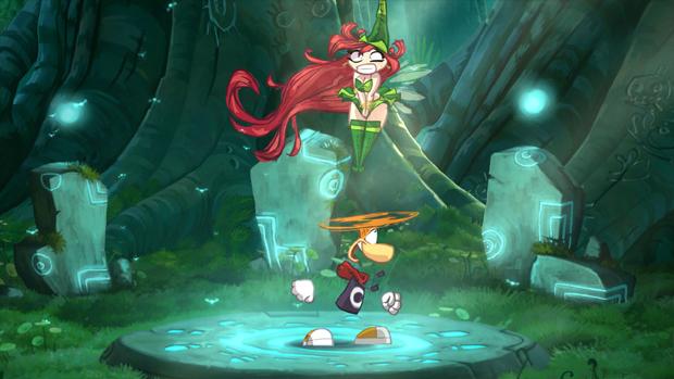 Rayman Origins (Foto: Divulgação) (Foto: Rayman Origins (Foto: Divulgação))