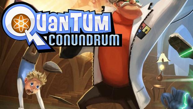 Quantum Conundrum (Foto: Divulgação) (Foto: Quantum Conundrum (Foto: Divulgação))