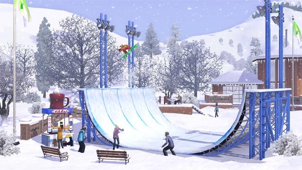 The Sims 3 Seasons (Foto: Divulgação) (Foto: The Sims 3 Seasons (Foto: Divulgação))