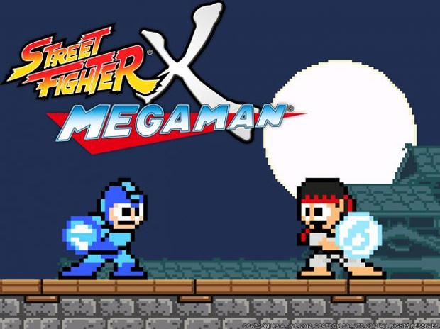 Street Fighter X Mega Man (Foto: Divulgação) (Foto: Street Fighter X Mega Man (Foto: Divulgação))