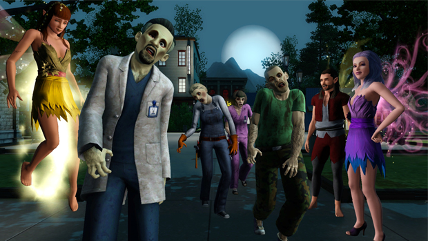 The-sims-3-supernatural (Foto: The-sims-3-supernatural)