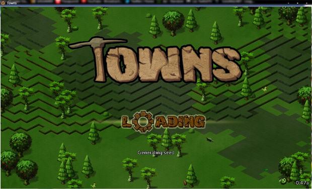 Towns (Foto: Divulgação) (Foto: Towns (Foto: Divulgação))